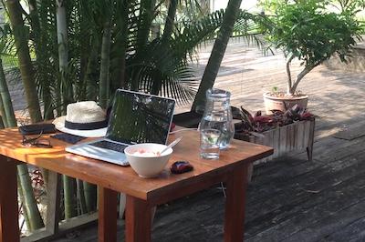 Die virtuelle Welt des Schreibens